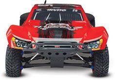 Traxxas Slayer Pro 4X4: 1/10-Scale Nitro-Powered 4WD Short Course Racing Truck with TQi 2.4GHz Radio & TSM, Mark Jenkins