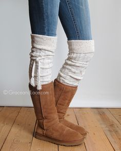 Grace and Lace - Alpine Thigh Highs, $39.00 (http://www.graceandlace.com/all/alpine-thigh-highs/)