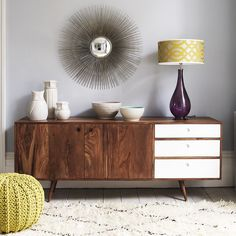 Jeyo Low Sideboard from Graham & Green