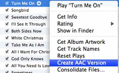 how to create an itunes ringtone from a song