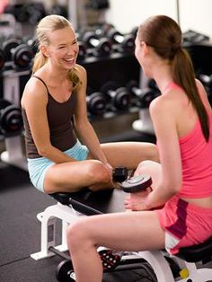 Want a workout buddy to push you to the next level? Here are 7 ways to find a new fitness friend
