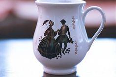 Šálka na kávu by handloved - SAShE.sk - Handmade Šálky/Cup for coffee