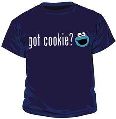9d6fd1fd826 Sesame Street Kids TV Show T-Shirts   Merchandise