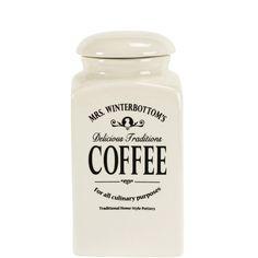 Bei Butlers gesehen: Kaffeedose