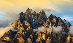 """""""Wiki Loves Earth shortlists top 10 photos in Pakistan round. Here's one shortlisted picture of Passu Cones in Hunza Valley. Photo by Shahbaz Aslam Hunza Valley, Photography Institute, Pakistan Travel, National Photography, National Geographic Photos, Landscape Photographers, Planet Earth, Beautiful Landscapes, Amazing Photography"""