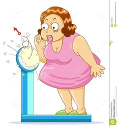 cartoon fat woman being weighed, Body Weight, Cartoon, Fat PNG Image Obese Women, Fat Women, Herbalife, Reduce Tummy Fat, Program Diet, Plus Size Art, Childhood Obesity, Loose Weight, Body Weight