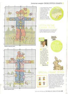 Gallery.ru / Фото #35 - The world of cross stitching 137 - tymannost