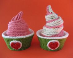 No-Stuff 2-Schicht-Kuchen von CopaceticCrocheter auf Etsy
