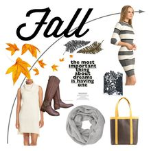 """""""Fall"""" by ebatotes ❤ liked on Polyvore featuring BB Dakota, Tory Burch, Paperself, Stella & Dot, John Lewis and Kershaw"""