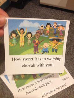 Jw Pioneer, Pioneer School, Pioneer Gifts, Caleb Y Sofia, Caleb And Sophia, School Parties, School Gifts, Family Worship Night, Jw Convention