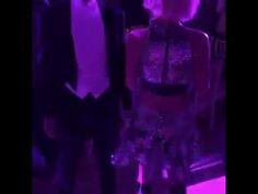Tom Hiddleston and Taylor Swift dancing at Met Gala 2016