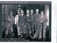 Former workers at Grace Mine to get together in Robeson Township | Reading Eagle - NEWS