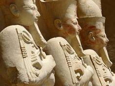 Ancient sculpture of Egypt