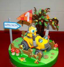 pastel pulcino pio - Buscar con Google
