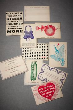 Sugarboo Designs'   Nostalgic Notes Postcards (10)  $40.00