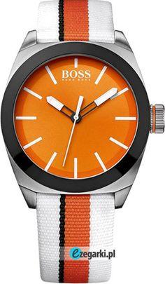 Bardzo ładny zegarek Hugo Boss :) Idealny na letnie wieczory :)