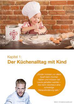 """Ratgeber """"Mit Kindern in der Küche"""""""