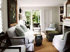 Cameron Kimber's Sydney home // Habitually Chic