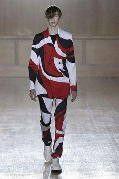 Alexander McQueen SS15 London fashion week