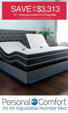 This Bed Can Make You Sleep Better & Awake Refreshed - Sign Up For Your 120 Night, Risk Free Trial, Today! - Free Shipping & Free Returns