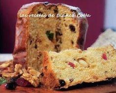 Pan dulce tradicional – Blanca Cotta