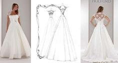 Ellie Dress – Pen   Pretty as a Picture. Gorgeous sketch of wedding dress by Ailbhe Ryan of Pretty as a Picture. #weddingdress #weddingdresssketch #beautifuldress #prettyasapicture #weddingdressportrait Special Wedding Gifts, Unique Wedding Gifts, Anniversary Present, One Year Anniversary, Wedding Dress Sketches, Formal Dresses, Wedding Dresses, Beautiful Dresses, One Shoulder Wedding Dress
