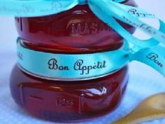 Wine Jelly- made with honey