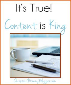 If content is king, what can you do to free up your time to ensure you continue to produce good, quality content for your blog?