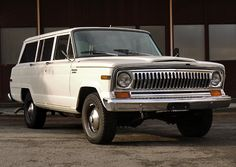 1979 Jeep Wagoneer Maintenance/restoration of old/vintage vehicles: the material for new cogs/casters/gears/pads could be cast polyamide which I (Cast polyamide) can produce. My contact: tatjana.alic@windowslive.com