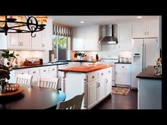Kitchen Design Video Ideas for Your Home or Apartment