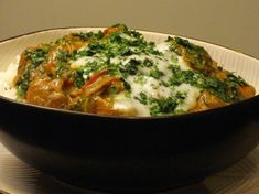 Make and share this Lamb and Spinach Curry recipe from Genius Kitchen.