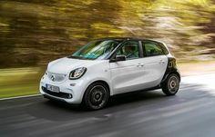 smart électriques : un moteur de Renault ZOE dès 2016