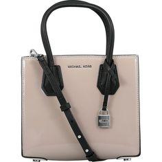 048a4d5c2ebc Michael Kors Women's Medium Mercer Jerome Patent Leather Messenger Shoulder  Bag #MichaelKors #ShoulderBag