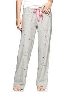 Flannel pajama pants | Gap