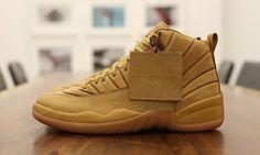 Preview: PSNY's 'Wheat' Air Jordan 12 Retro - EU Kicks: Sneaker Magazine