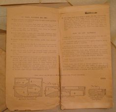 1920's Antique Ladies Home Journal Pattern Flapper Syle All Pieces Excellent | eBay