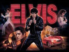 Elvis Presley - Way Down (With Lyrics)
