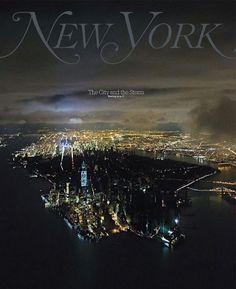 How Iwan Baan Got That Phenomenal Aerial Shot Of Sandy-Stricken NYC | Architizer