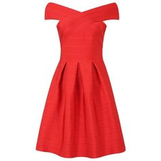 Honey couture tayla red off shoulder midi bandage dress (610 PEN) ❤ liked on Polyvore featuring dresses, evening cocktail dresses, couture cocktail dresses, red bandage dresses, cocktail dresses and red cocktail dress