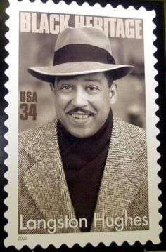 I, too sing America. I am the darker brother. They send me to eat in the kitchen When company comes, But I laugh, And eat well, And grow strong. Langston Hughes, Feb 01, 1902 - May 22, 1967