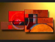Cuadros Decorativos, Dipticos, Tripticos, Polipticos, Oferta - ML