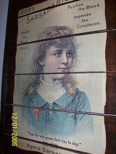 Dried Raisins, Wooden Rack, Vintage Paper, Ephemera, Decoupage, California, The Originals, Poster, Art