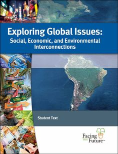 With 24 solutions-oriented chapters, Exploring Global Issues student text demonstrates how individual decisions have global impacts and promotes student engagement through hands-on activities, real-world examples, and student-in-action profiles. This resource will support learning in a variety of courses including social studies, human geography, and environmental science!