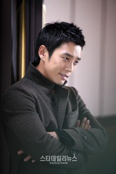 Joo Sang Wook on @dramafever, Check it out!