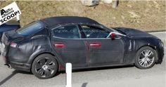 SCOOP: Maserati Ghibli in het rood op Nürburgring | Auto Edizione