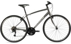 The Marin Larkspur bike is well suited to commuting and recreational fitness rides, employing efficient wheels and an upright riding position for enhanced visibility and comfort. Peloton Bike, Urban Bike, Commuter Bike, Cool Bikes, No Equipment Workout, Marines, Trek, Wi Fi, Hybrid Bikes