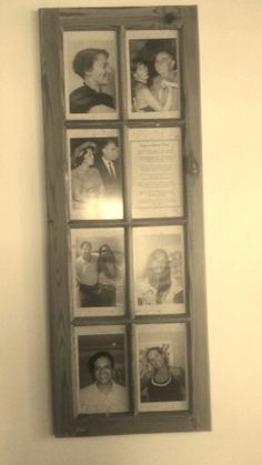 Quadro porta retrato em  Pinho de Riga.  Fotos de família. Fazenda das Cachoeiras. Patty Costa.