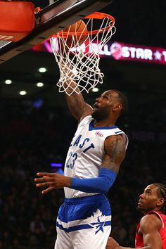123be81cb956f4 LeBron James Photos - NBA All-Star Game 2016 - Zimbio Lebron James All Star