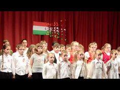 Magyar vagyok - Vitnyédi iskolások előadása - YouTube