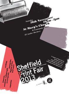 Creative Review - Sheffield Print Fair